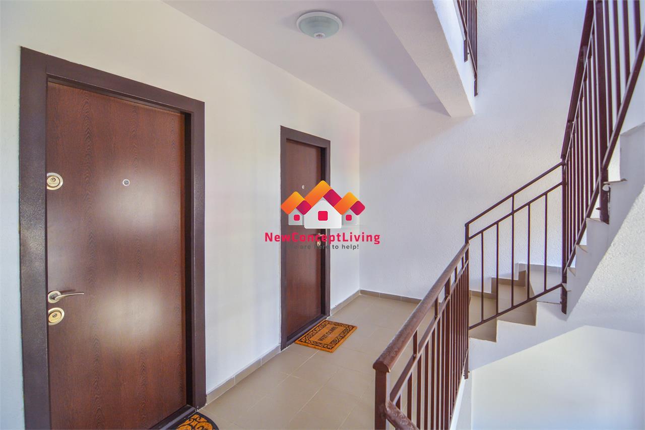 Apartament de vanzare in Sibiu - mobilat si utilat de lux - etaj 1