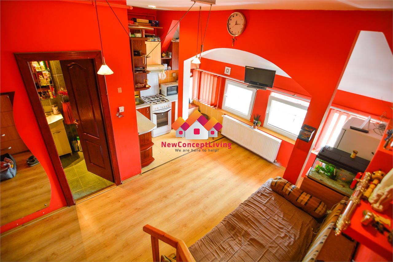 Apartament 3 camere de vanzare in Sibiu - Zona Cedonia