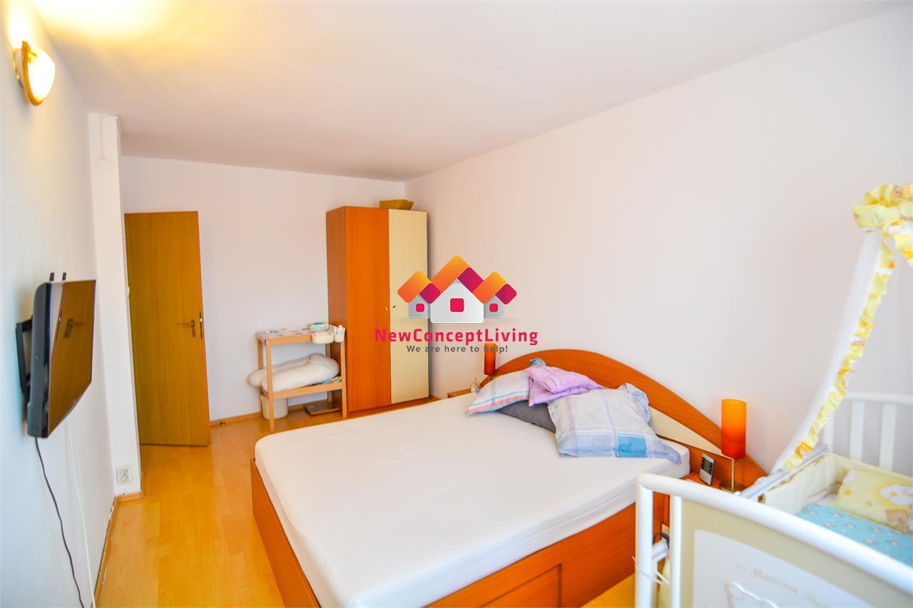Apartament de vanzare in Sibiu -4 camere - 2 Parcari - Calea Poplacii
