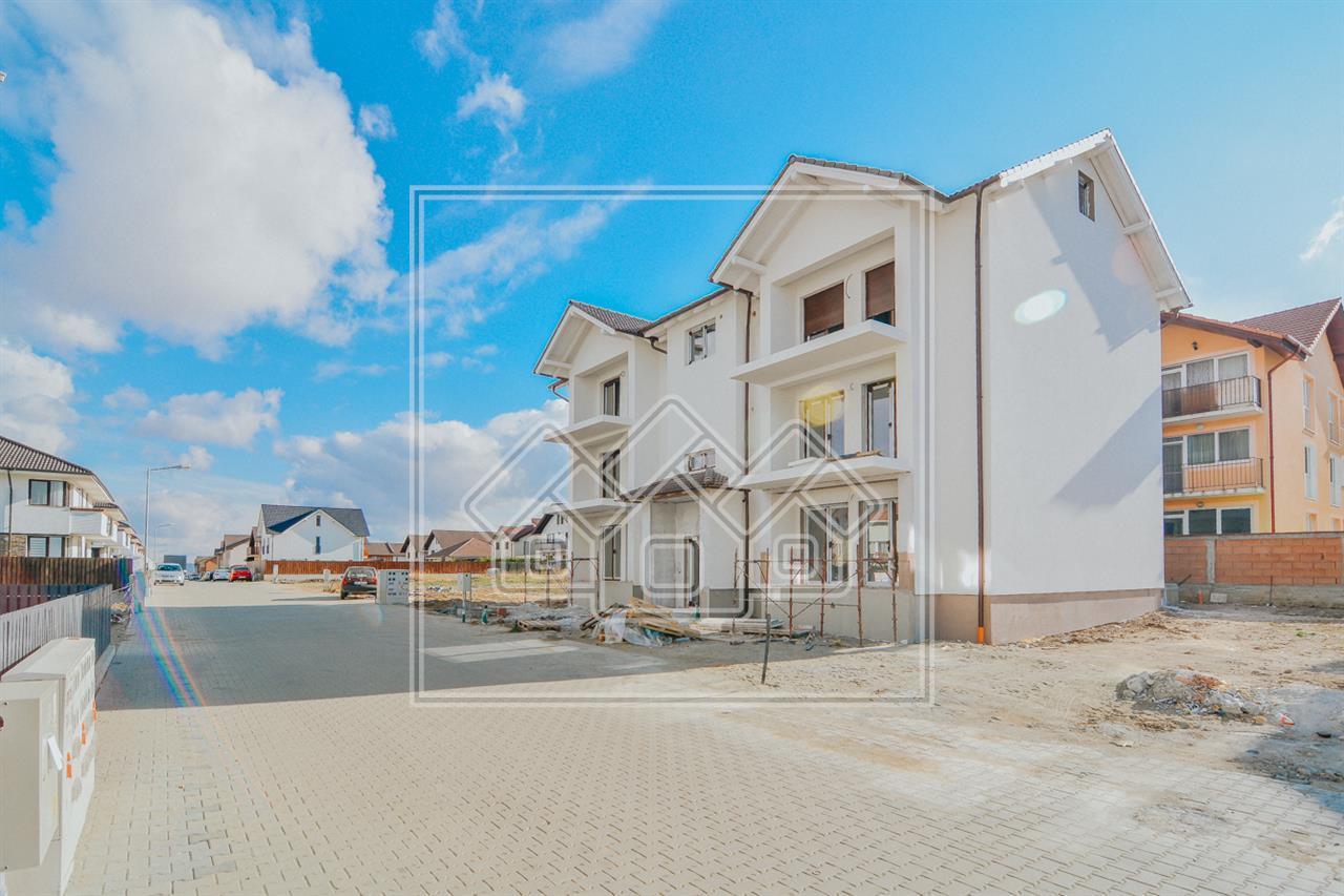 Apartament de vanzare in Sibiu - 2 Camere - Decomandat - 2 Balcoane