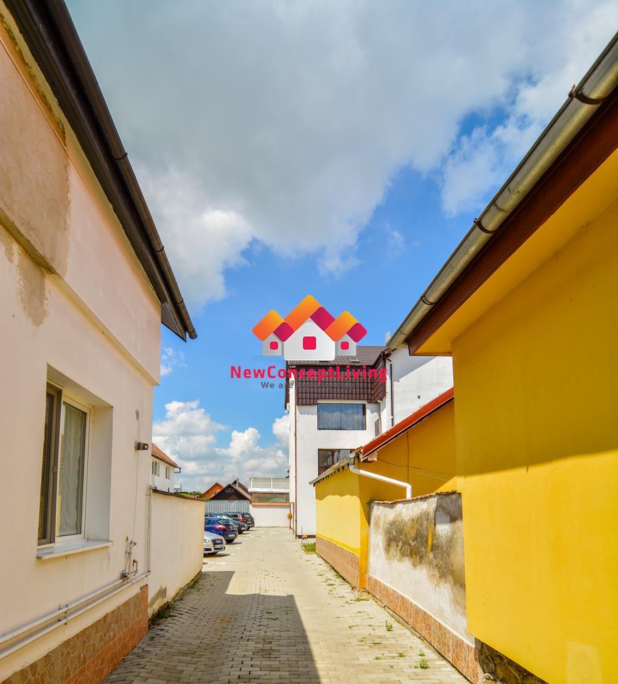 Apartament de vanzare in Sibiu-3 camere+terasa superba, la cheie