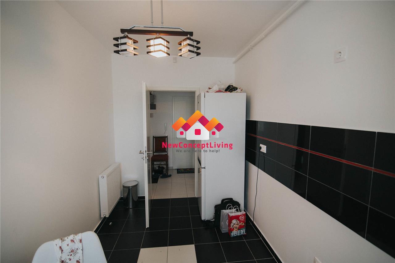 Apartament de vanzare in Sibiu - 2 camere - gradina proprie