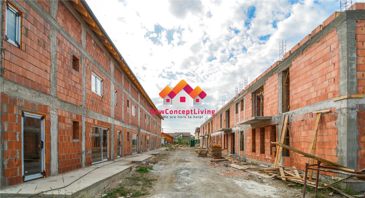 Apartament de vanzare in Sibiu - 3 camere - gradina 131mp