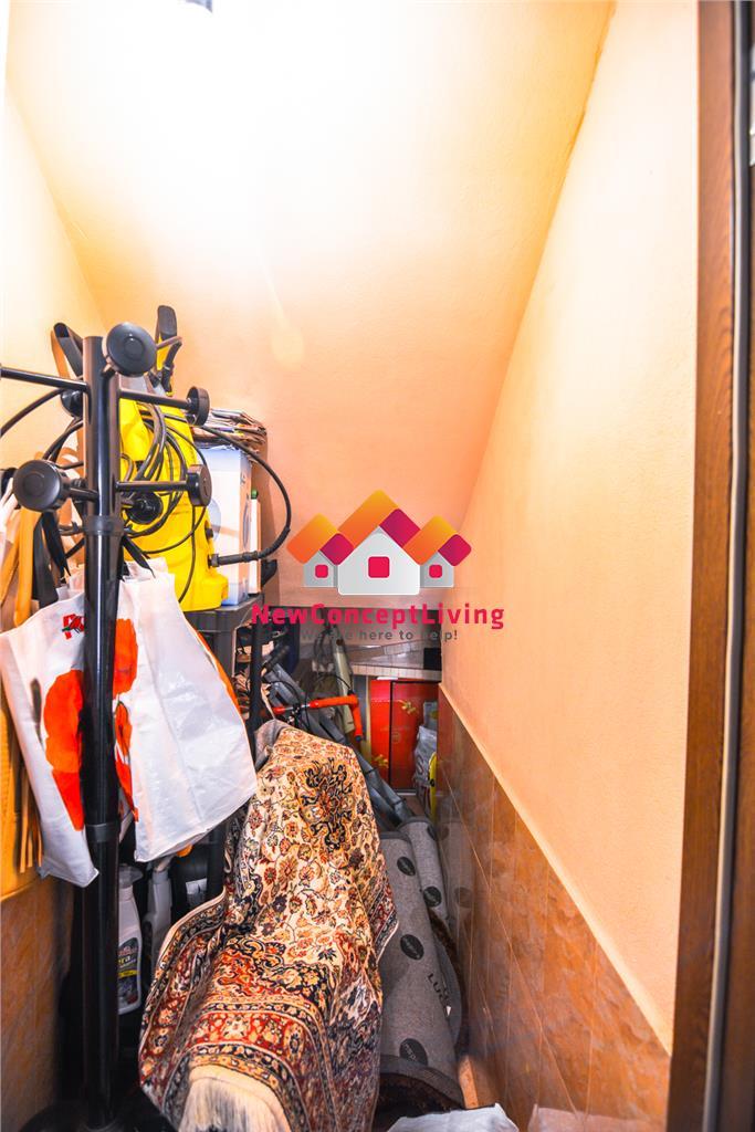 Apartament de vanzare in Sibiu - 2 Camere - Mobilat si Utilat - Boxa