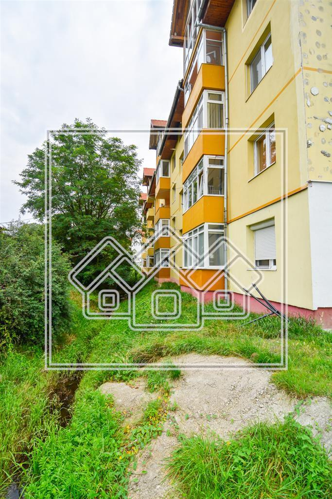 Apartment for sale in Sibiu, Ciresica area, furnished and equipped
