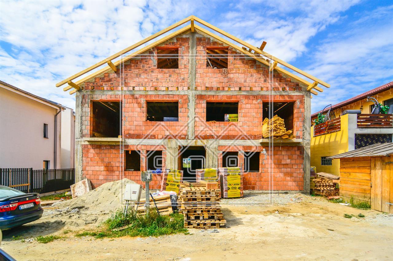 Casa de vanzare in Sibiu - 3 camere - imobil nou