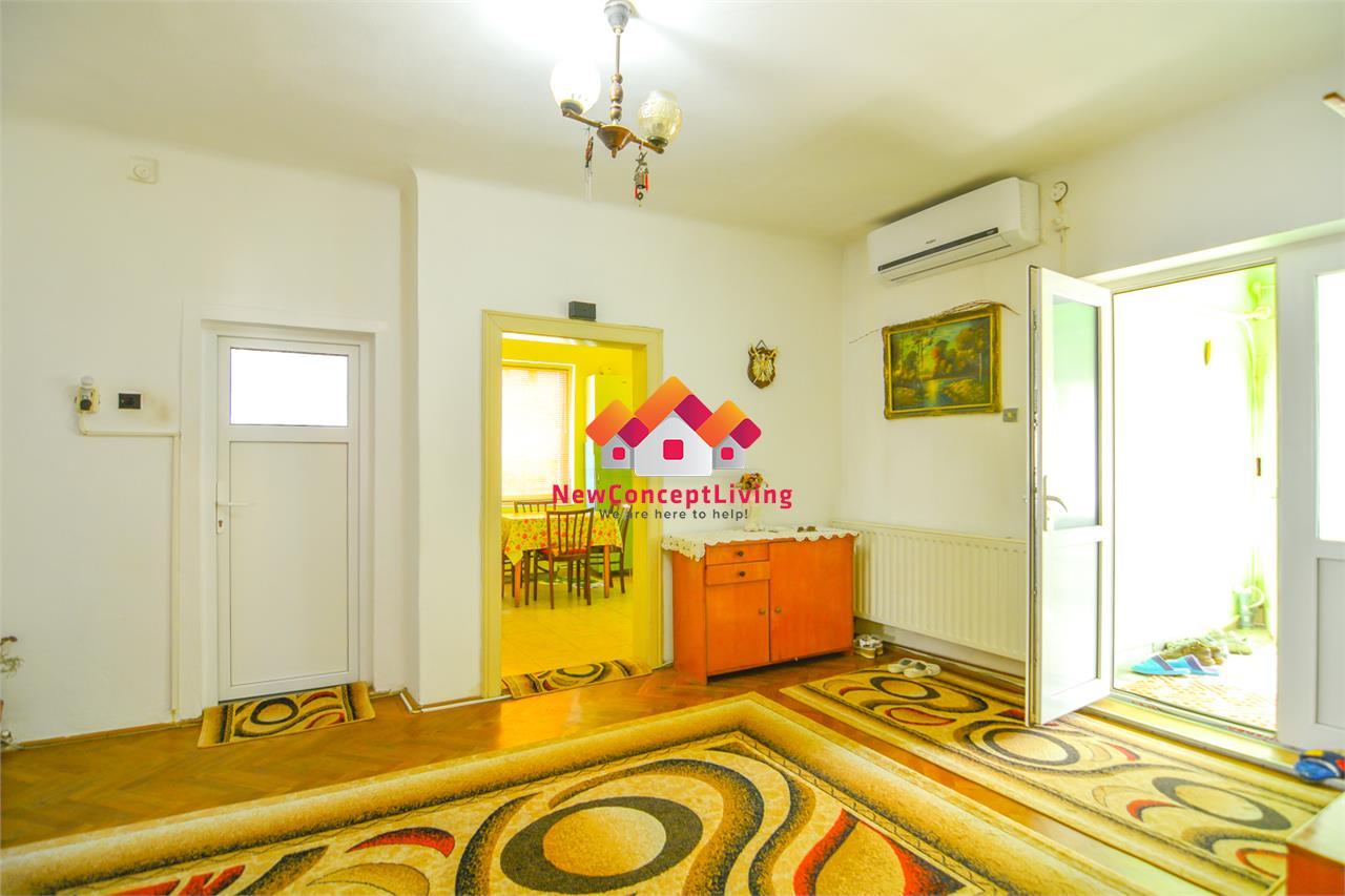 Apartament de vanzare in Sibiu - 3 camere la vila - Calea Dumbravii
