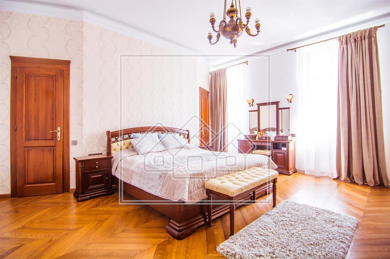 Apartament de vanzare in Sibiu -7 Camere- Ideala pentru Regim Hotelier