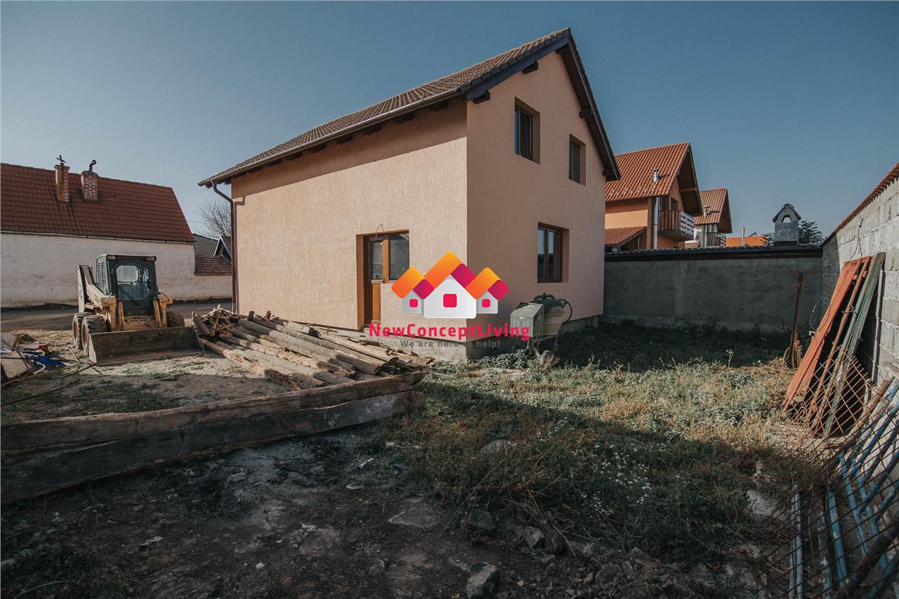 Casa individuala de vanzare in Sibiu - Sura Mica
