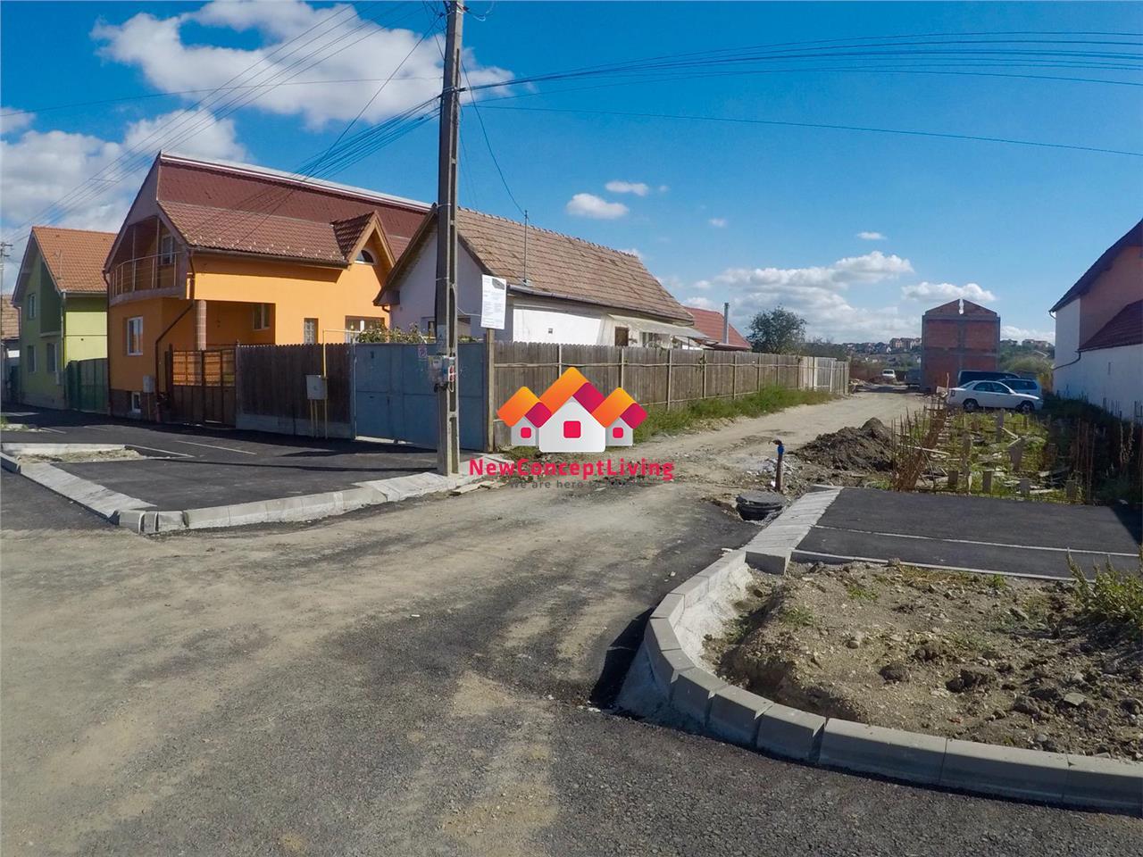 Casa de vanzare in Sibiu - 740 mp teren, cu piscina -