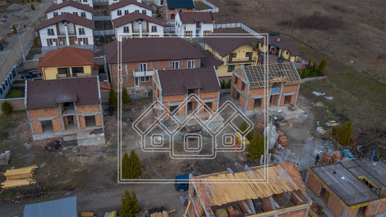 House for sale in Sibiu - Individual, with land of 630 sqm - Bavaria