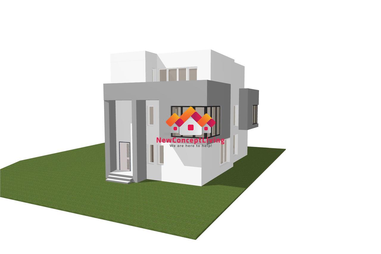 Apartament de vanzare in Sibiu -cu gradina - predare LA CHEIE