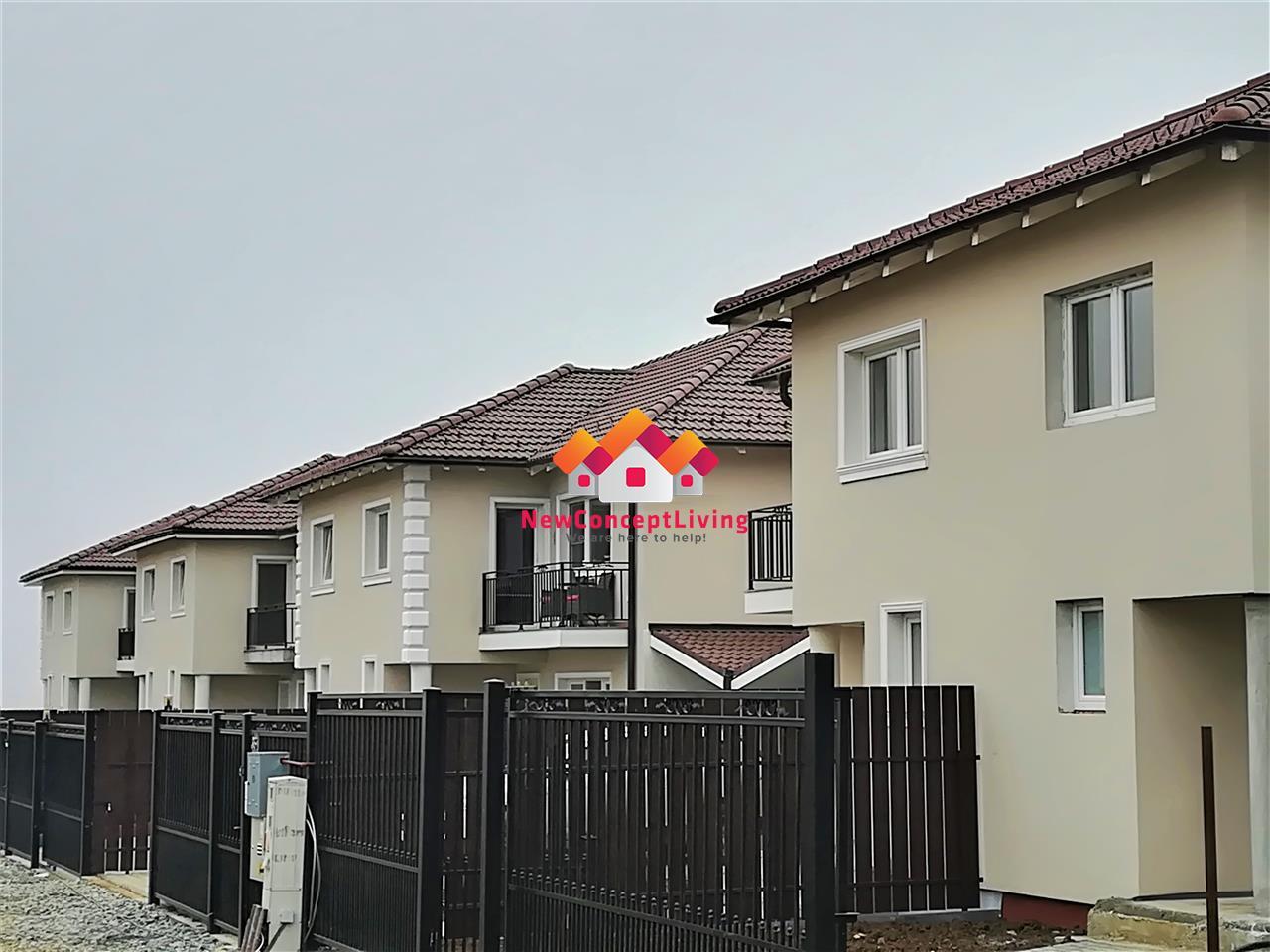 Casa de vanzare in Sibiu - DUPLEX - frumos compartimentat