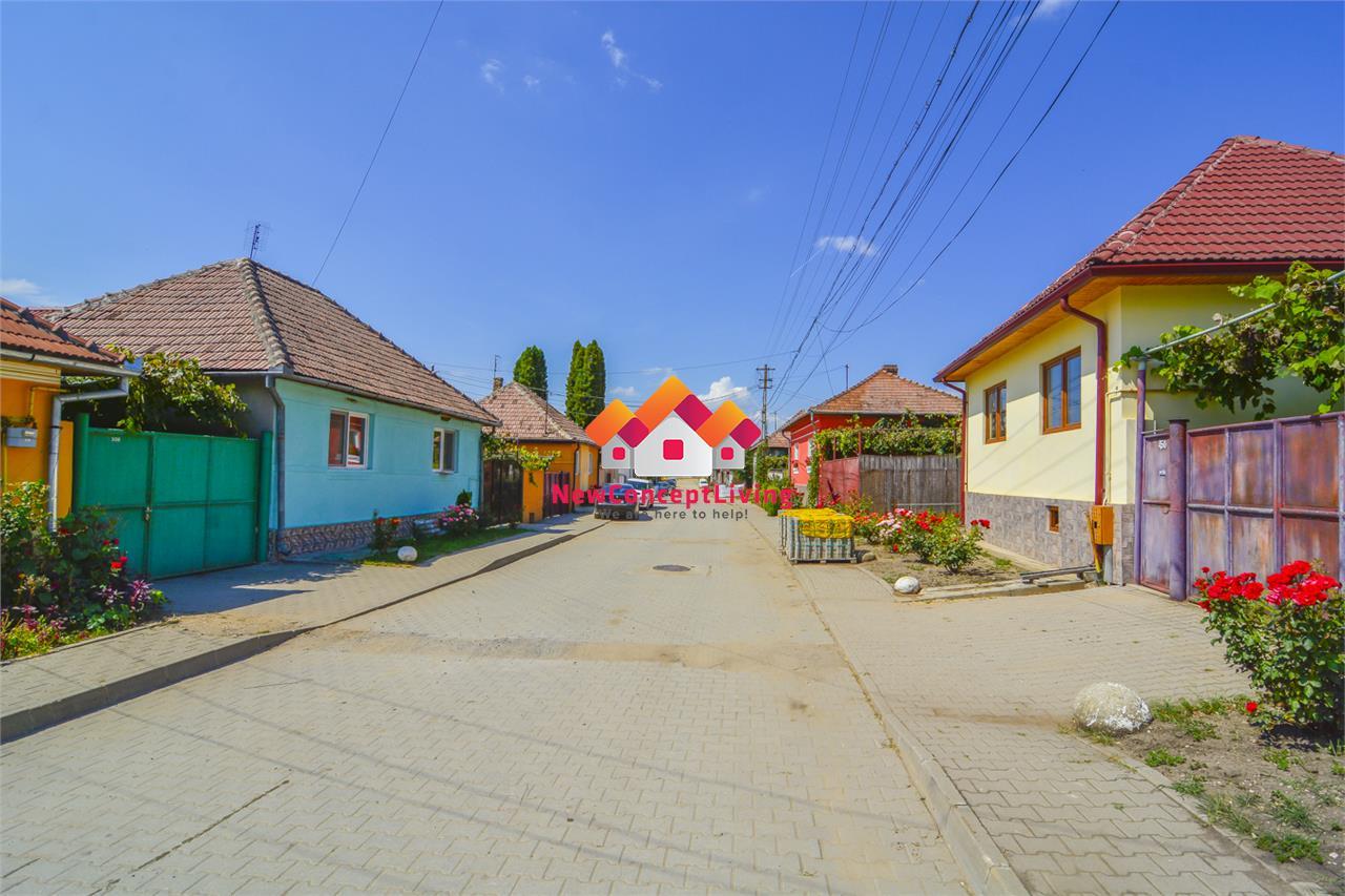 Casa de vanzare in Sibiu - sat Vestem