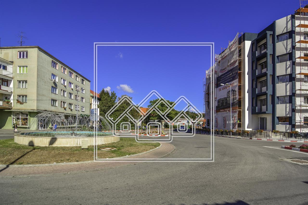 Apartment for sale in Sibiu, Cisnadie, 2 rooms balcony