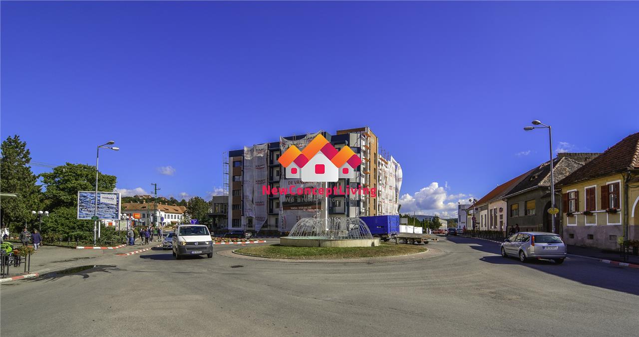 Apartament de vanzare in Sibiu, Cisnadie, 2 camere