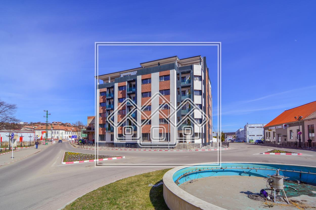 Apartment for sale in Sibiu - Cisnadie, 2 rooms balcony