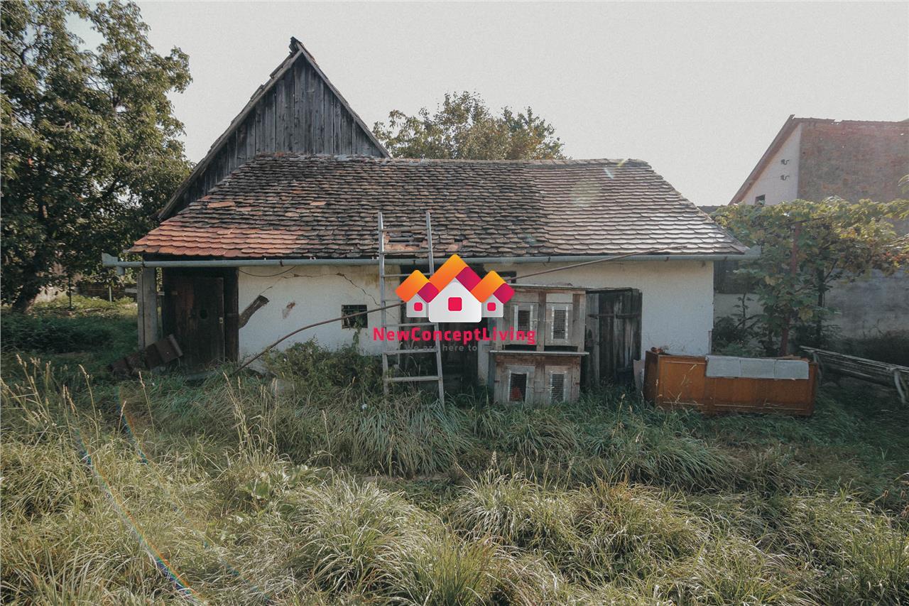 Casa de vanzare in Sibiu - Cisnadioara - langa Cetate