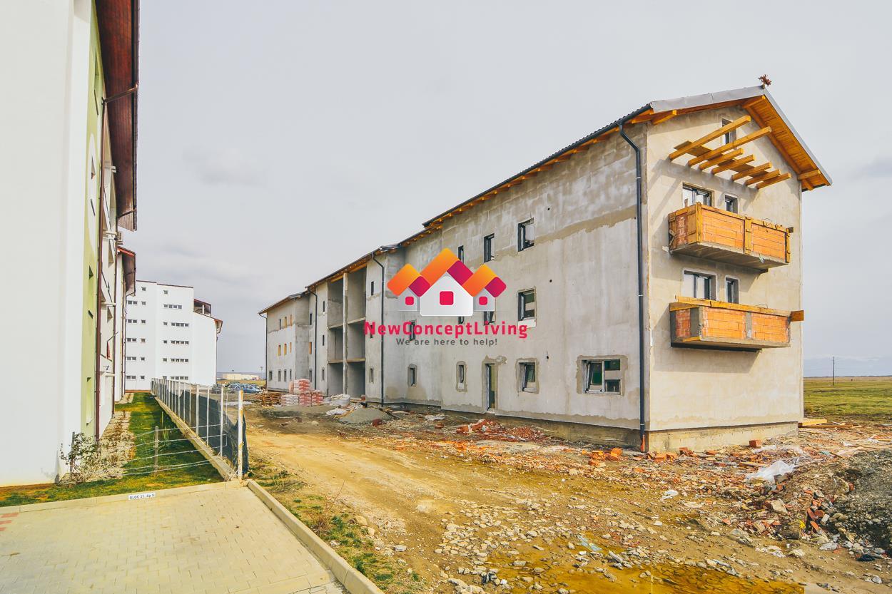 Apartament de vanzare in Sibiu - imobil nou - 2 camere