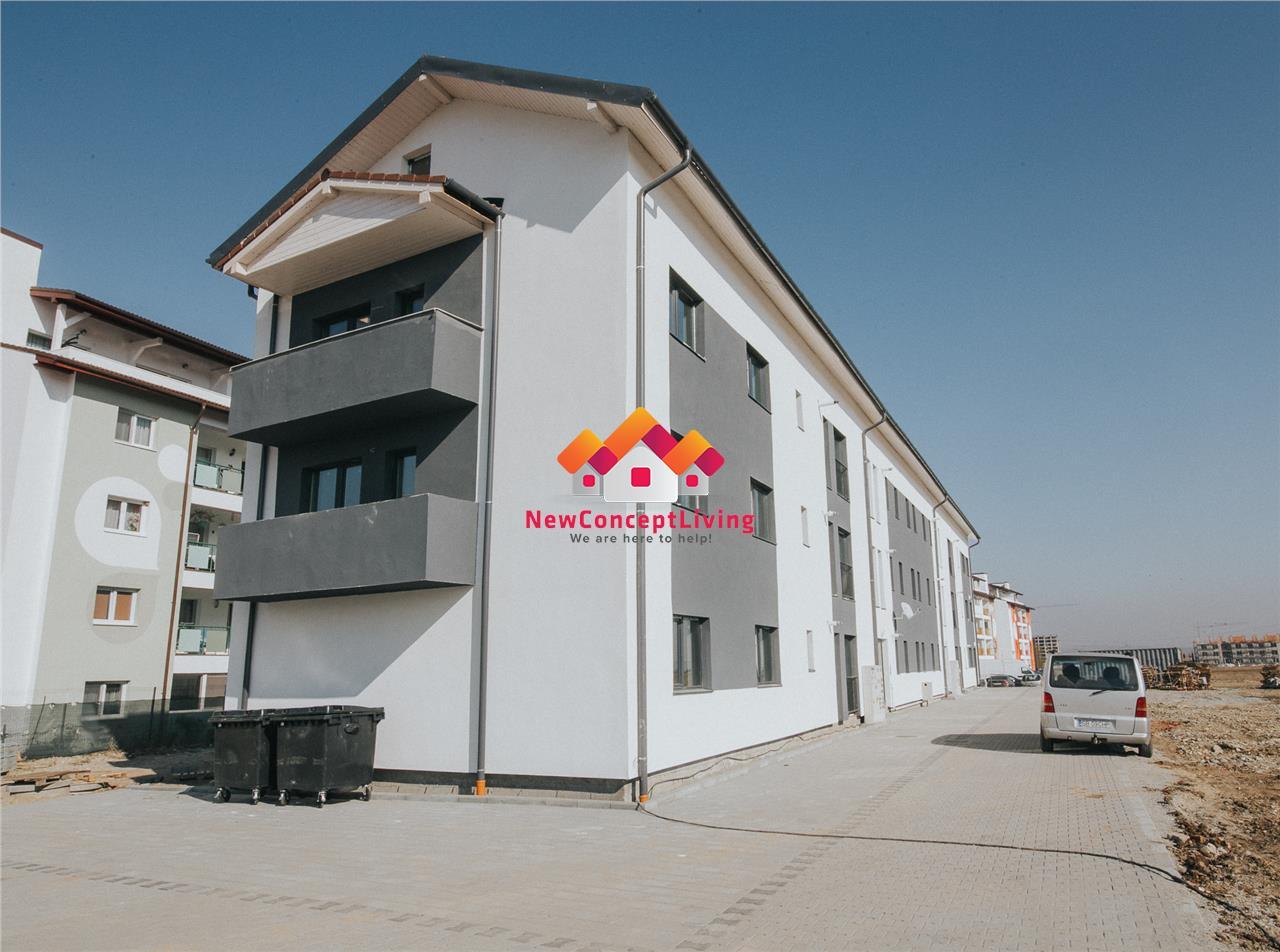 Apartament de vanzare in Sibiu - imobil nou si intabulat- 2 camere
