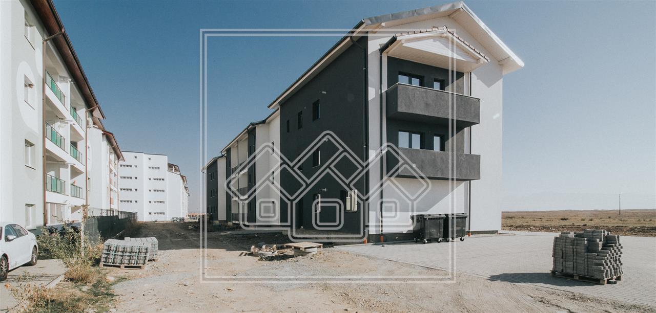Apartament de vanzare in Sibiu - gradina proprie  - Calea Cisnadiei