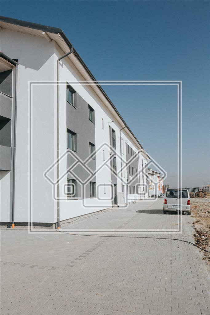 Apartament de vanzare in Sibiu - 2 camere, cu pod inalt si mansardabil