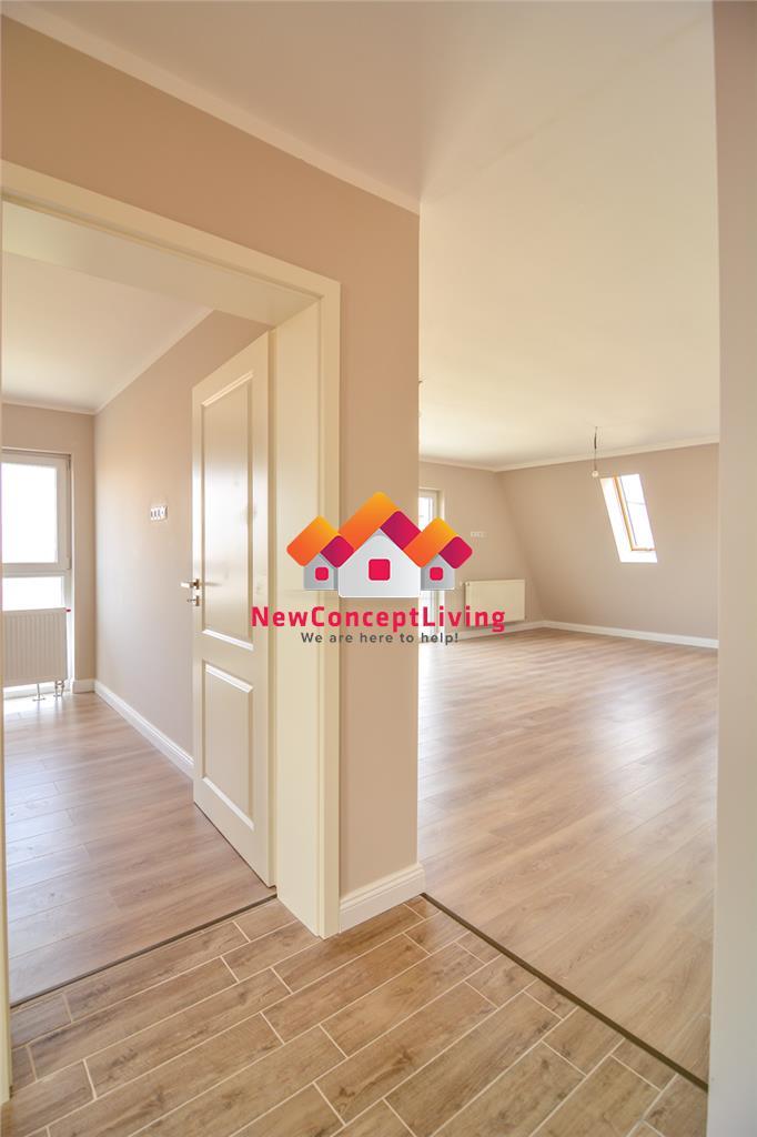 Apartament de vazare in Sibiu-3 camere-confort de lux-finisat la cheie