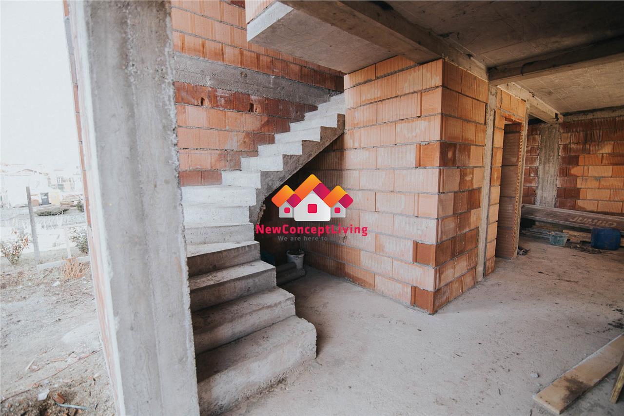 Casa de vanzare in Sibiu - tip duplex - cart. Tineretului - 5 camere