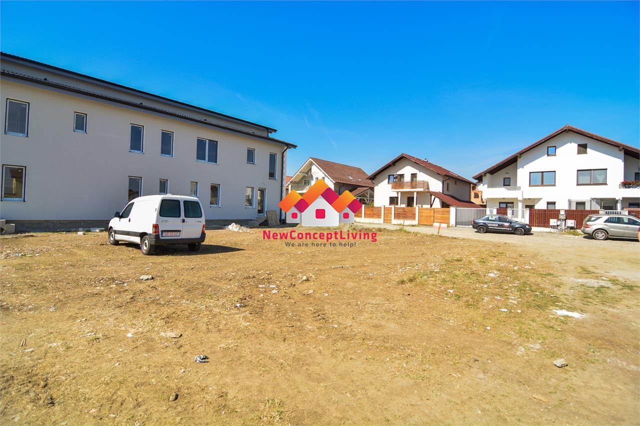 Teren de vanzare in Sibiu - Calea Cisnadiei - Zona Cubul Damian