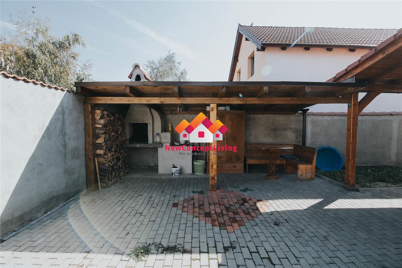 Casa individuala de inchiriat in Sura Mica - predare imediata