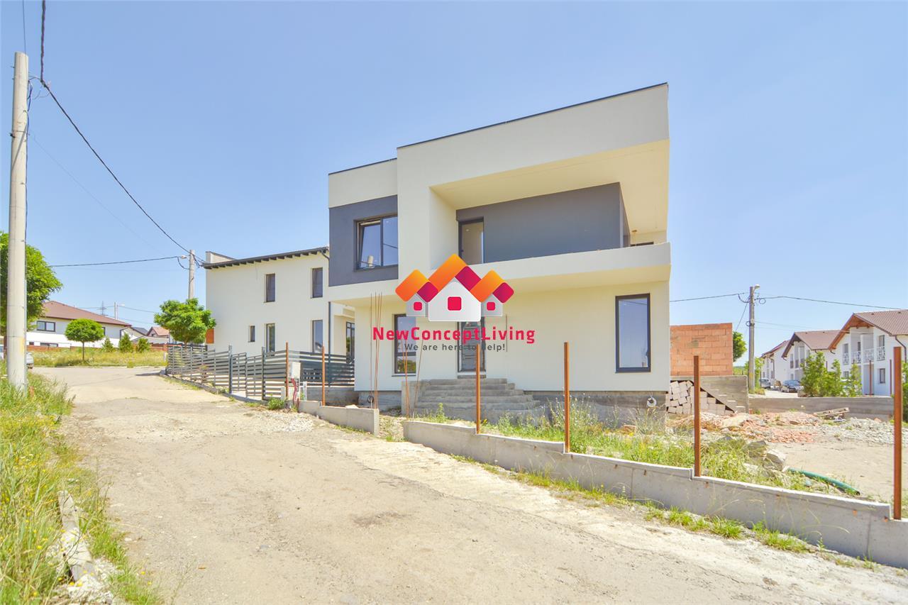 Casa de vanzare in Sibiu - terasa circulabila 85 mp -Bavaria