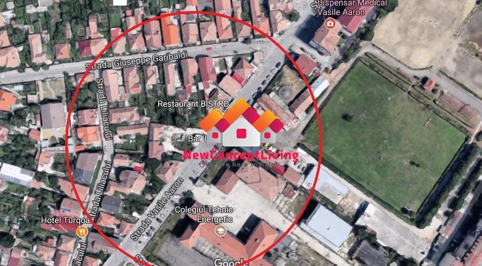 Spatiu comercial de inchiriat in Sibiu - open space - zona V.Aaron