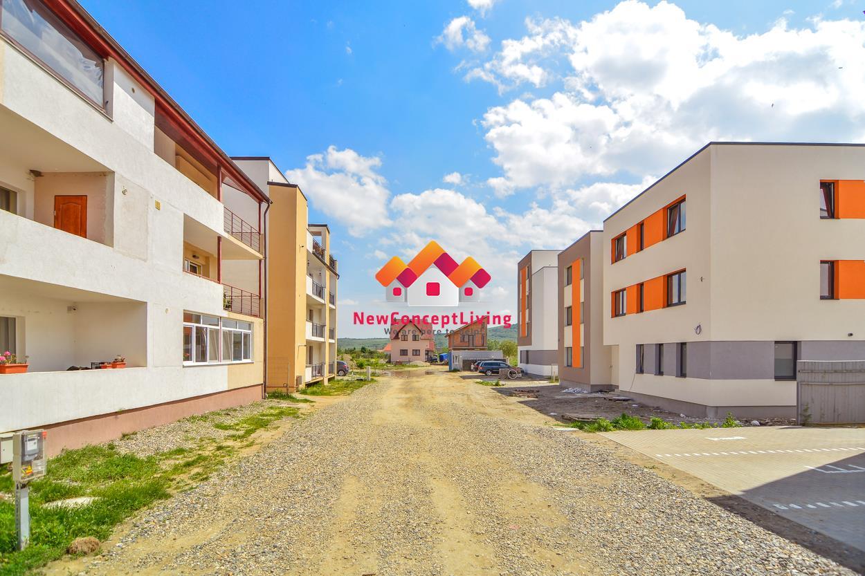 Apartament de vanzare in Sibiu - 2 camere - predare LA CHEIE