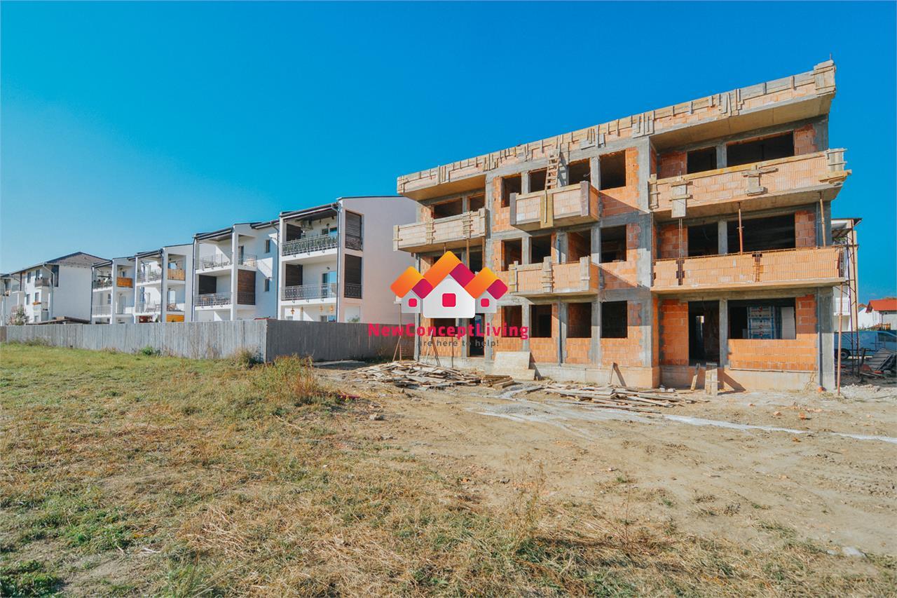 Apartament de vanzare in Sibiu - 3 camere si 2 bai - etaj intermediar
