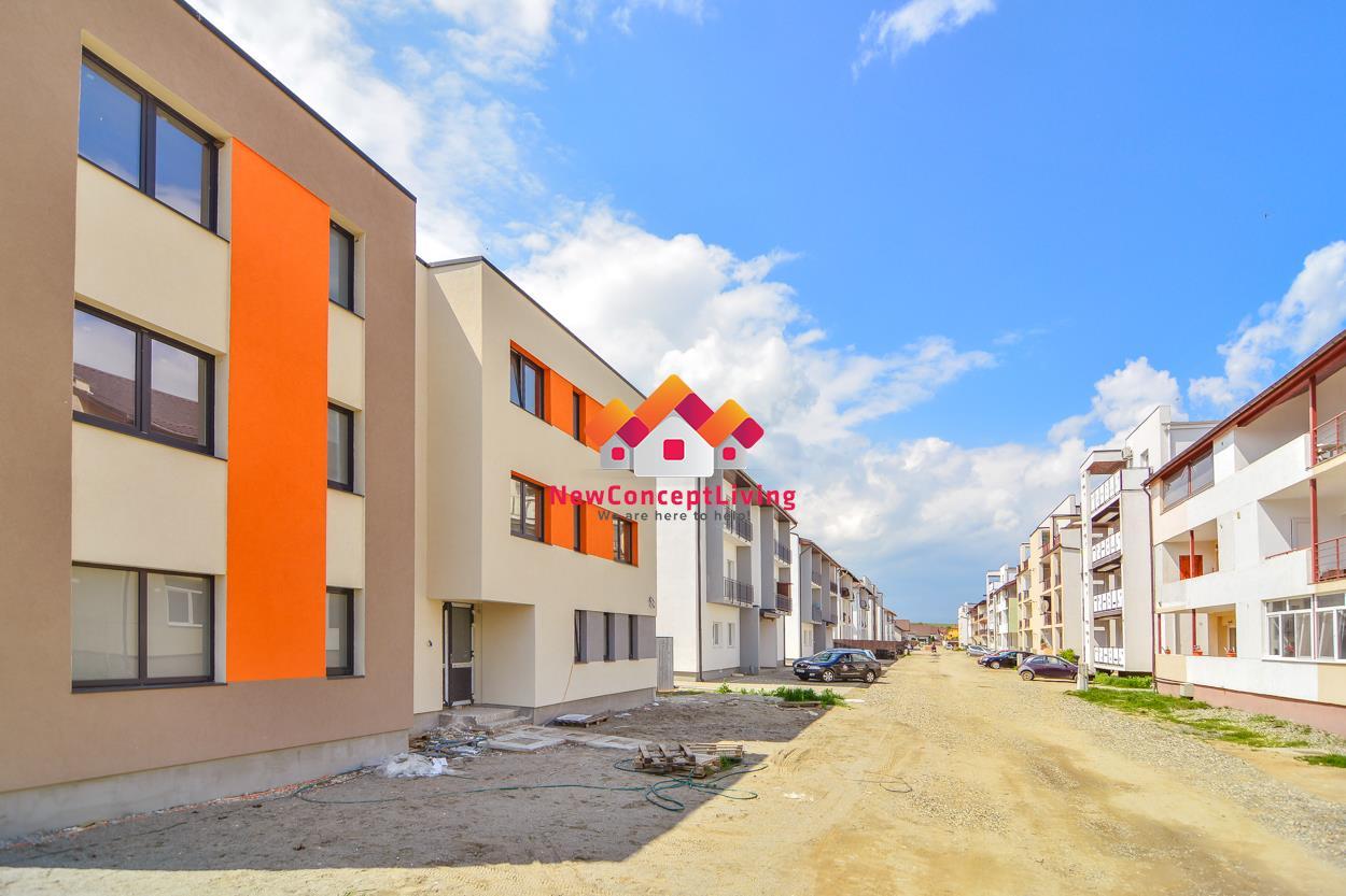 Apartament de vanzare in Sibiu - 3 camere si 2 bai - LA CHEIE