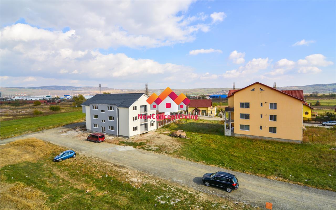 Apartament cu 2 camere de vanzare in Sibiu + gradina