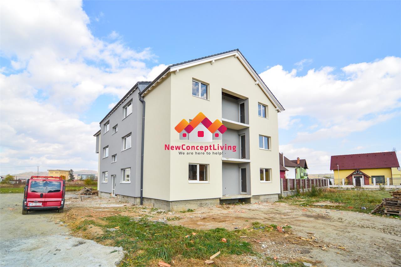 Apartament de vanzare in Sibiu cu 3 camere - etaj intermediar