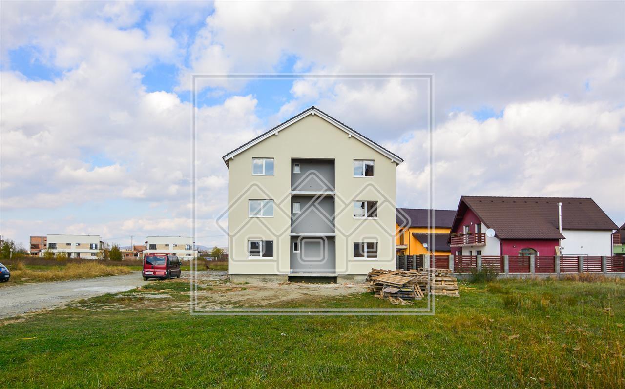 Apartament de vanzare in Sibiu cu 3 camere + pod
