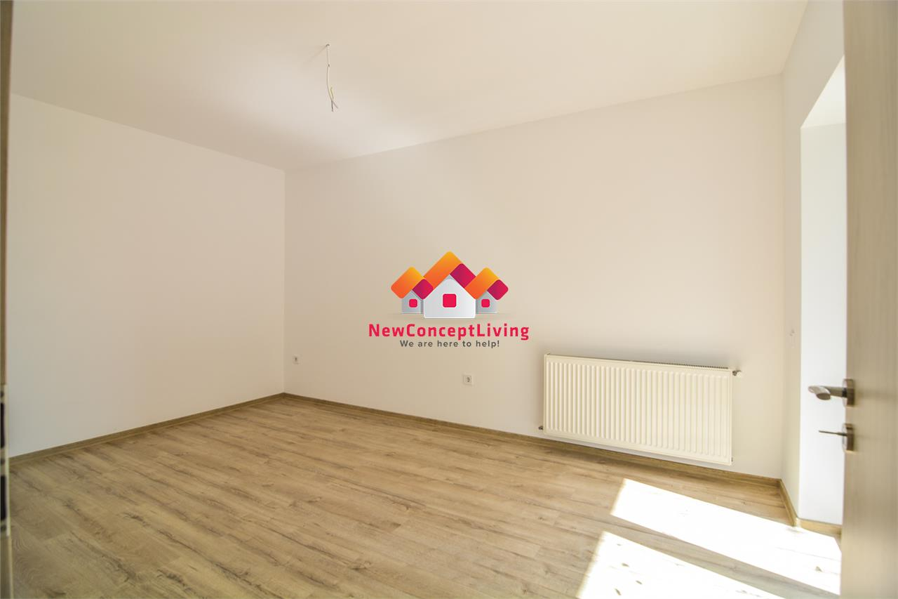 Apartament de vanzare Sibiu 3 camere - Etaj 1 + 2 Balcoane si Parcare