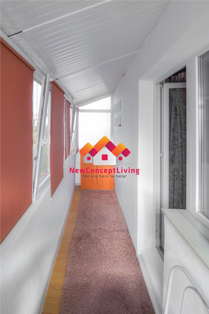 Apartament de vanzare in Sibiu-complet mobilat si utilat-zona Rahovei