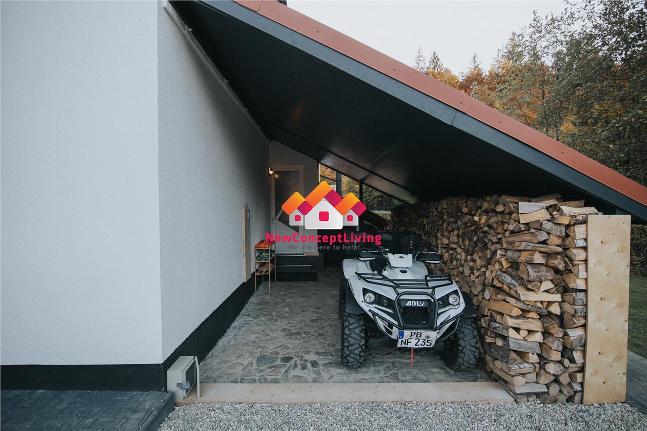 Casa de vacanta de vanzare in Sibiu - Porumbacu de Sus - zona superba