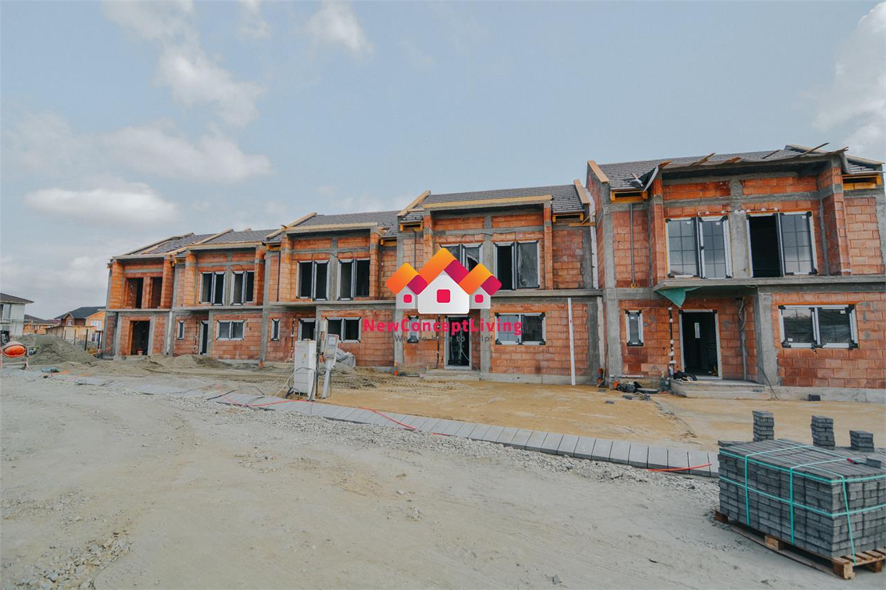 Casa de vanzare in Sibiu - 5 camere - predare LA CHEIE