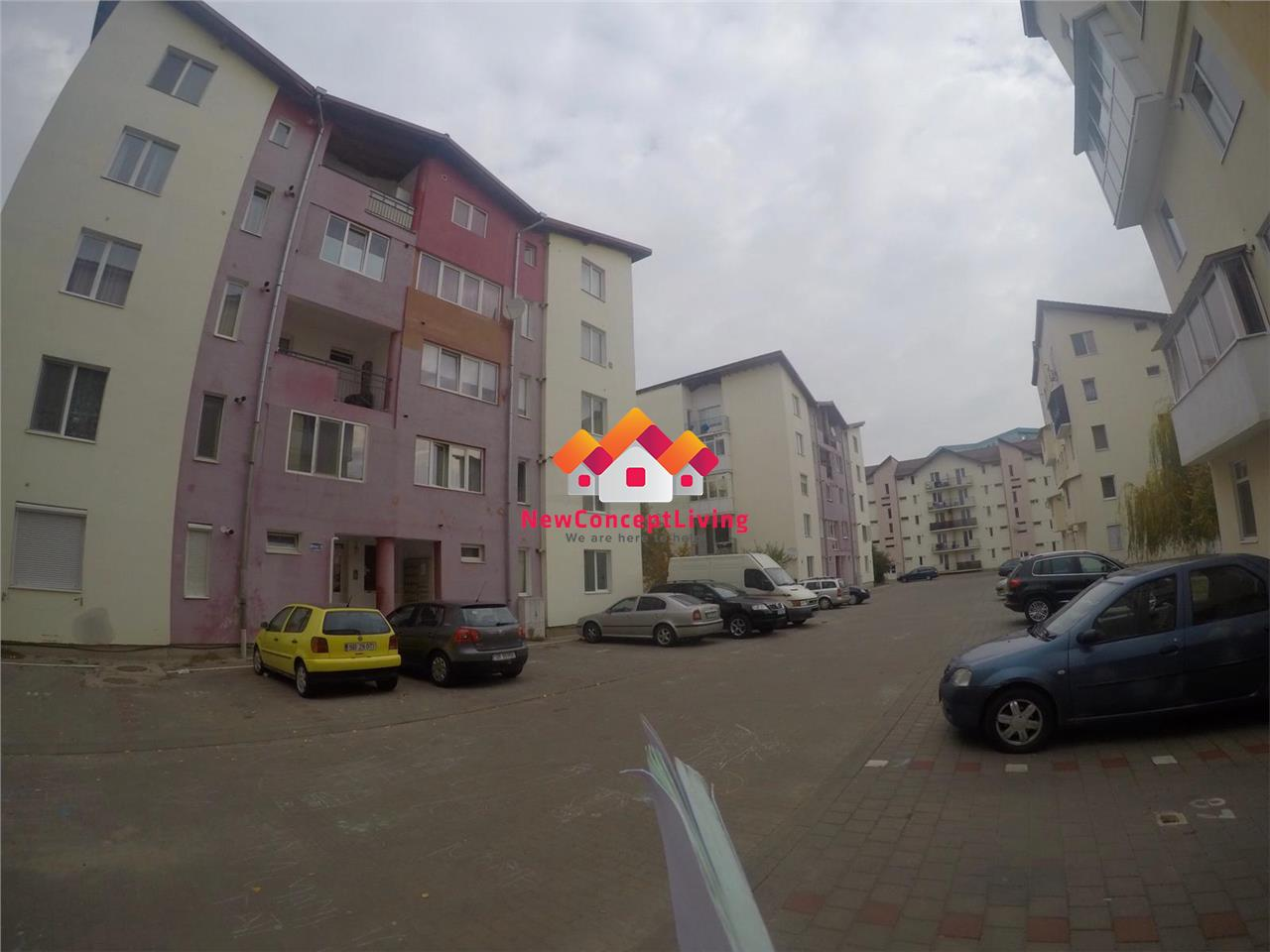 Garsoniera de vanzare in Sibiu - Alma