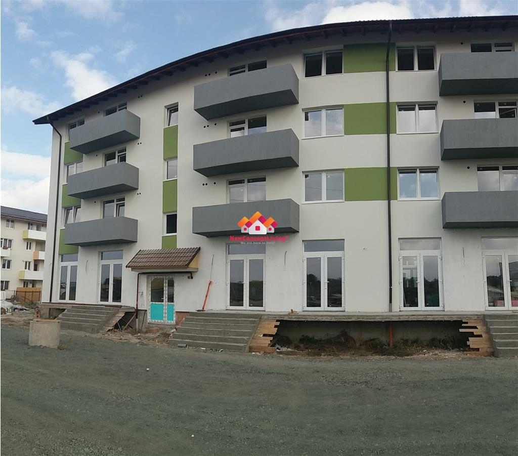 Spatiu comercial de vanzare in Sibiu - zona Calea Cisnadiei
