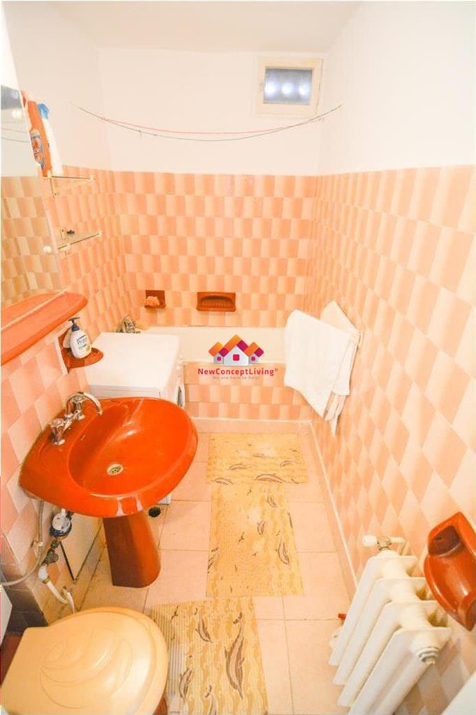 Apartament de vanzare in Sibiu - 2 Camere - Etaj 1 - Piata Rahovei