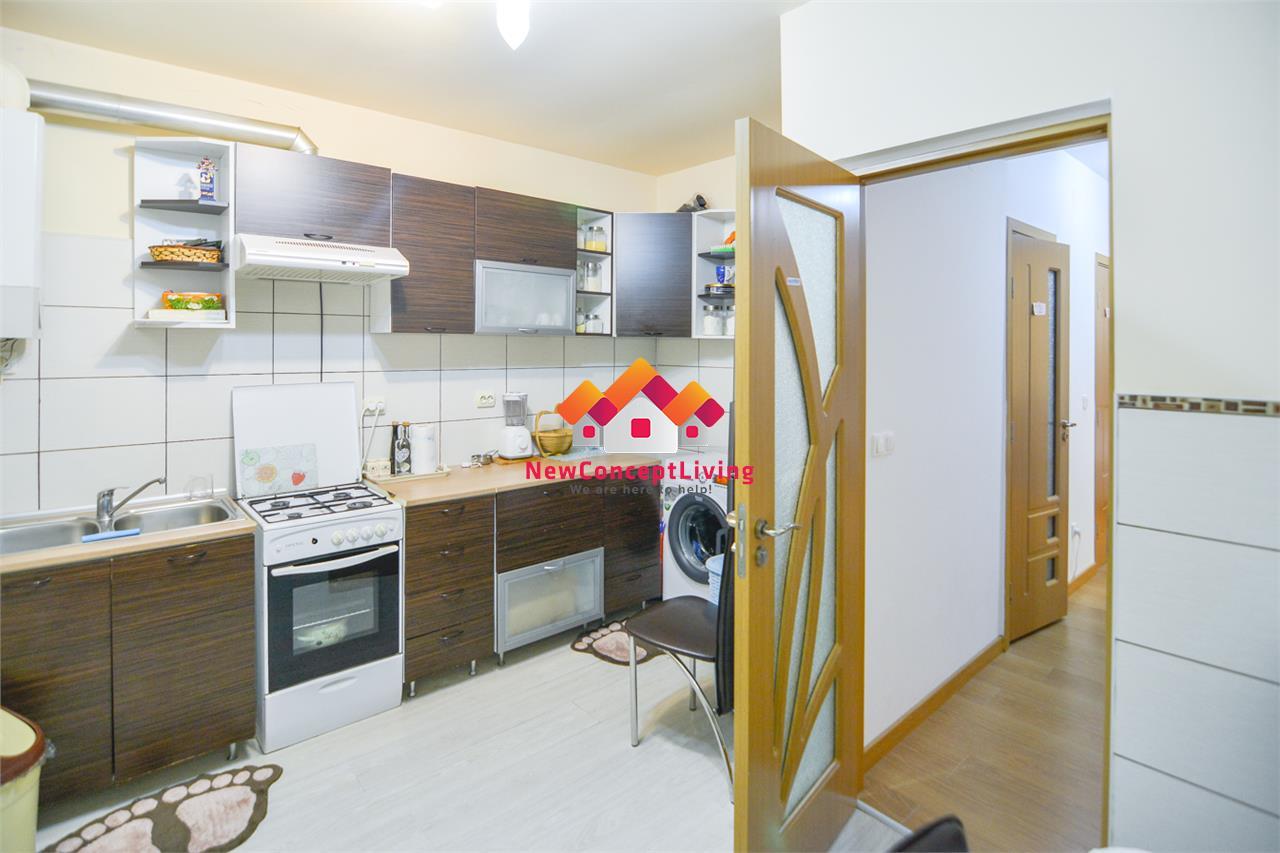 Apartament 3 camere de vânzare în Sibiu complet mobilat - P. Brana