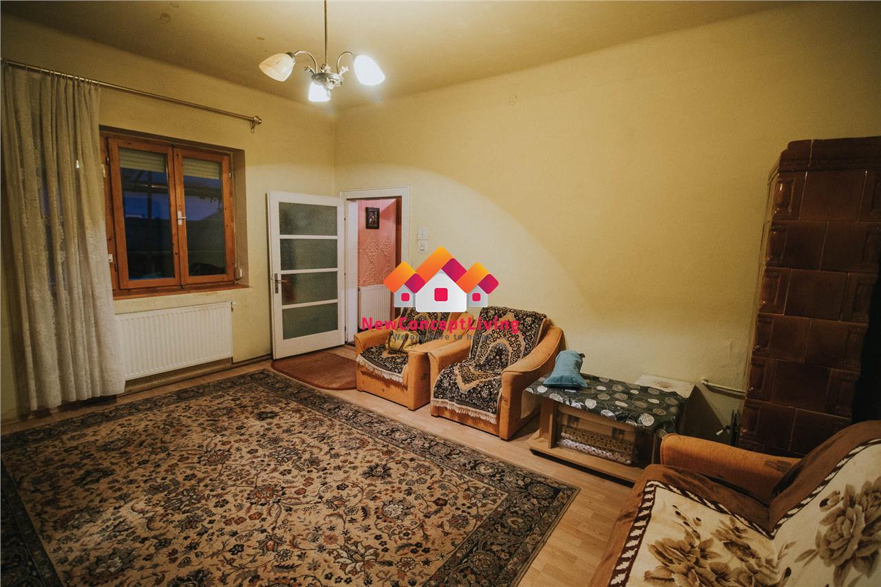 Casa de vanzare in Sibiu - individuala - Piata Cluj