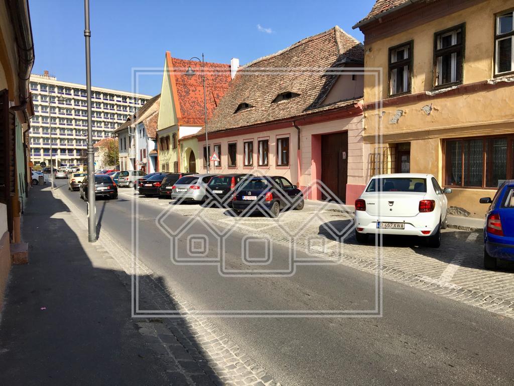 Spatiu comercial de inchiriat in Sibiu - zona Ocnei