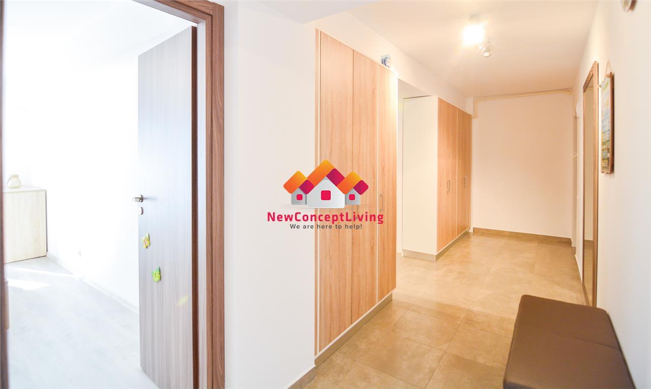 Apartament de vanzare in Sibiu - 2 Camere - La Cheie - Bd. Alba Iulia