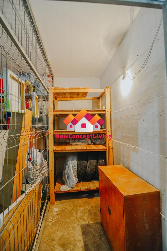 Apartament de vanzare in Sibiu - 2 Camere - La Cheie - Boxa si Balcon